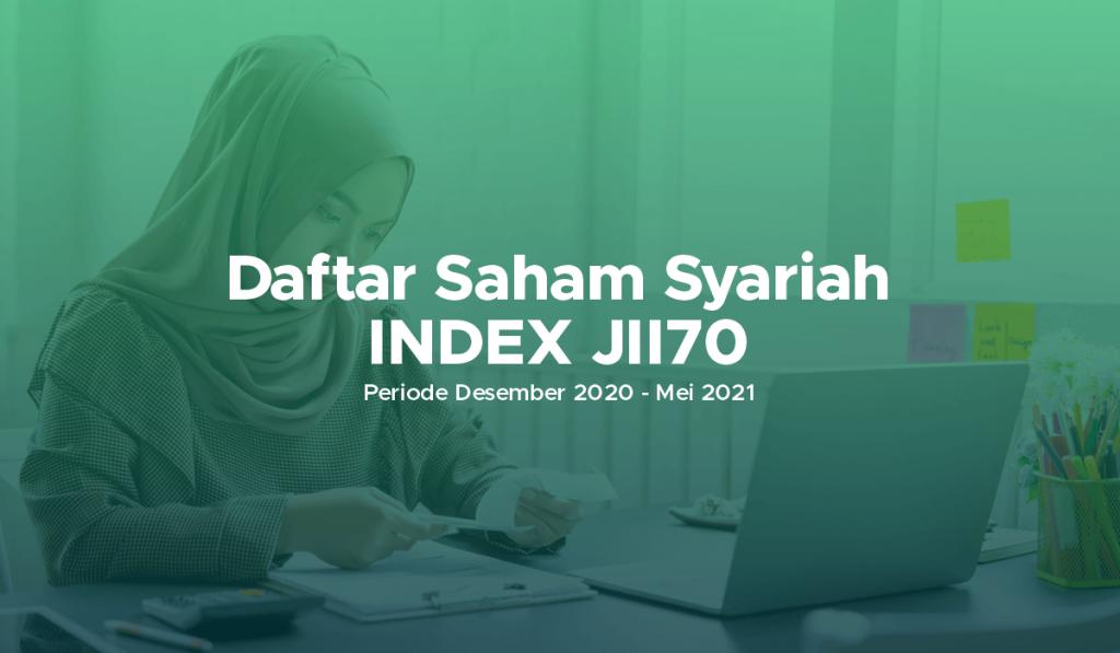 Daftar Saham Syariah INDEX JII70